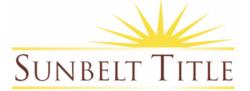 Sunbelt title company